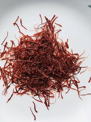 SAFFRON  6grams. Add colour and spice up your dishes