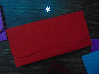 Red Envelope for giving Money / Gift card / Voucher / Valentine's Day / Birthday