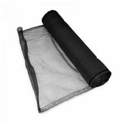 NEW! Black Shade Debris Scaffold Netting 2mtr x 50mtr