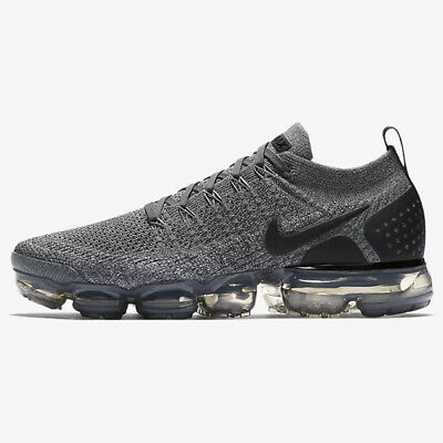 Nike Air VaporMax Flyknit 2 942842-002 Men's Size US 10.5 / Brand New in Box!