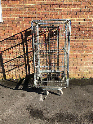Cages, Metal Nesting Cages, Nesting Trolleys 1540mmx700mm Great Condition!!