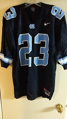 85dc8faea196e2 Nike UNC North Carolina Tar Heels Football Jersey  23 Michael Jordan Medium