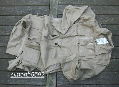 British Army Surplus Issue G1 Afv Cotton Coveralls,Boiler Suit,Overalls-Mechanic