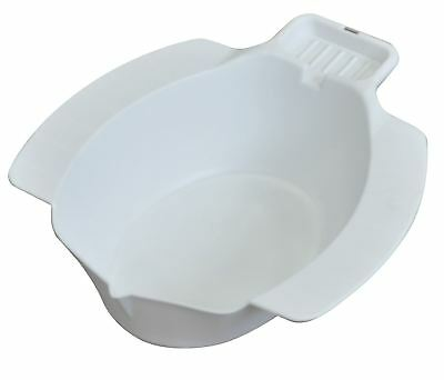 Portable Lightweight Plastic Toilet Bidet Bowl for Personal Hygiene and Washing