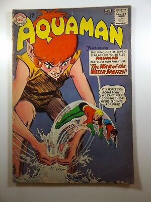 "Aquaman #10 ""War of The Water Sprites!"" GVG Condition!!"