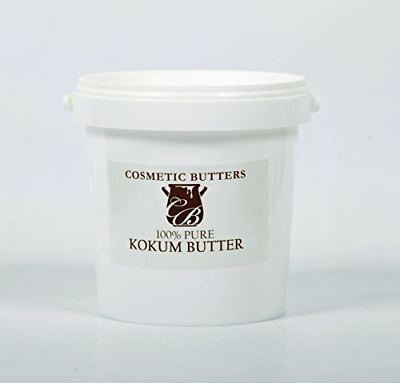 1KG Kokum Butter Pure Natural Garcinia indica Seed Dry Skin Moisturising Damaged