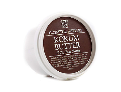 100g Kokum Butter Pure Natural Garcinia indica Seed Dry Skin Care Moisturising