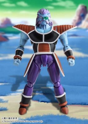 Demoniacal Fit Dragonball SHF Freeza Ginyu Force Blue Soldier Movable Figure