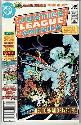 Justice League of America #193 *** Additional items SHIP FREE!~!~!
