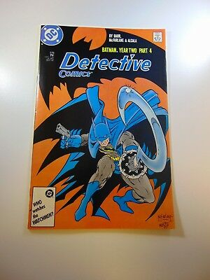 Detective Comics #578 VF condition Free shipping on orders over $100.00!