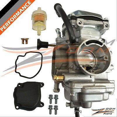 Performance Carburetor Yamaha Big Bear 350 YFM 350 Yfm350 Atv 1999 4x4 FWXL Carb