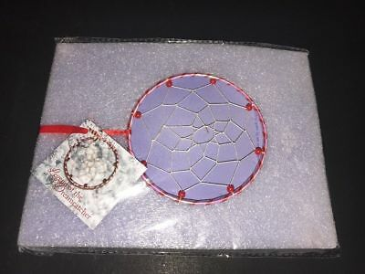 NEW in Pkg. Legend of the Dreamcatcher Candycane Christmas Ornament