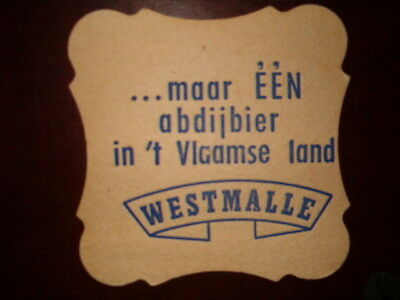 *Westmalle 45 : R/V : Oud - ancien