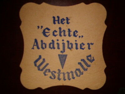 *Westmalle 46 : R/V : Oud - ancien
