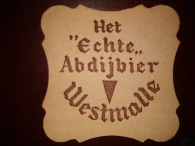 *Westmalle 47 : R/V : Oud - ancien