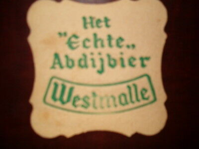 *Westmalle 48 : R/V : Oud - ancien
