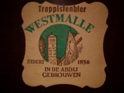 *Westmalle 49 : R/V  : Oud - ancien