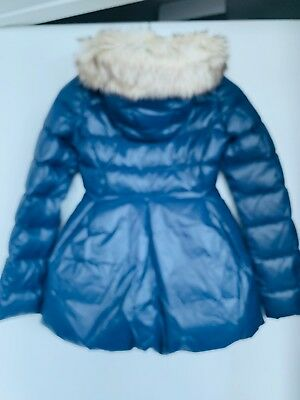 Juicy Couture Kids Big Girls Puffer Jacket - coat size XL 10/12