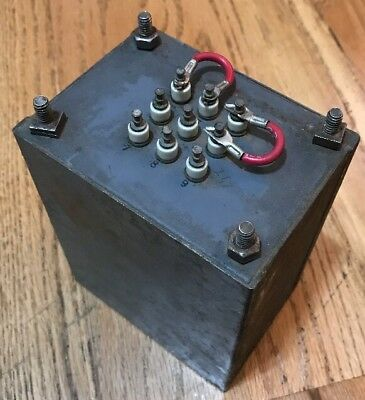 Vintage ADC 43204 Audio Development Co Power Transformer Tube Amplifier TF1A02YY