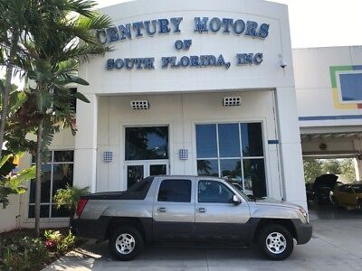 2003 Chevrolet Avalanche  Alloy Wheels CD Cruise Power Windows Sloth Seats Covers