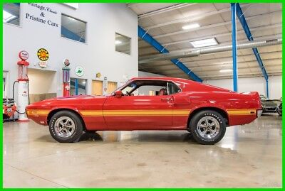 1969 Shelby Hertz Rent-A-Racer 1969 GT350 Hertz Real Rent-A-Racer Car Used Automatic RWD Coupe