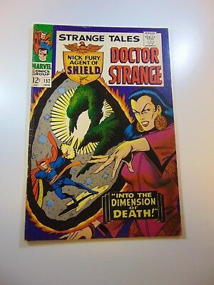 Strange Tales #152 VG+ condition Huge auction going on now!