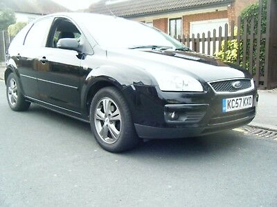 Ford Focus Ghia 2007 Petrol New Mot Excellent Condition Throughout Can Deliver