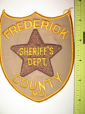 Frederick Co. Sheriff's Dept. - Md.