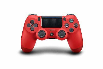 Sony DualShock 4 Wireless Controller Playstation 4 Magma Red (CUH-ZCT2U) - UD
