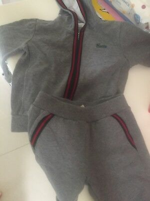 Baby Gucci Tracksuit
