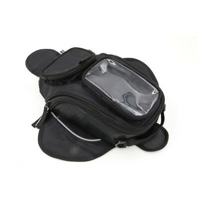Waterproof Magnetic Motorcycle Motorbike Oil Fuel Tank Bag Saddle Bag Phones Bag