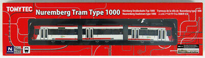 Tomytec 291572 World Railway Collection Nuremberg Tram Type 1000 (N scale)