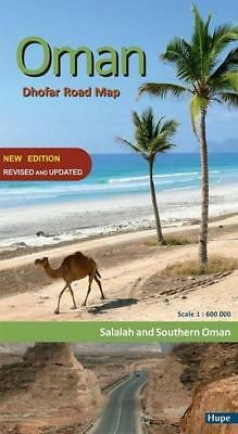 Oman: Dhofar Road Map