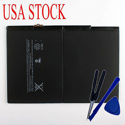 Replace For Apple 5th Gen iPad Air Internal Battery 8827mAh 3.73V A1484 A1474 US