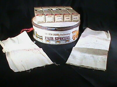 "Vintage TRI CHEM Liquid Embroidery ""Fair Special"" Kit"