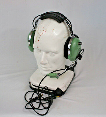 David Clark Model H10-40 Aviation Headset with M-4 Microphone