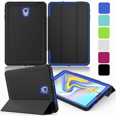 Smart Shockproof Case For Samsung Galaxy Tab A 10.5'' T590 with Screen Protector