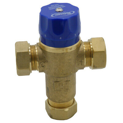15MM Caleffi Mixcal TMV2/3 - Thermostatic Mixing Valve - TMV2 TMV 3 Approved
