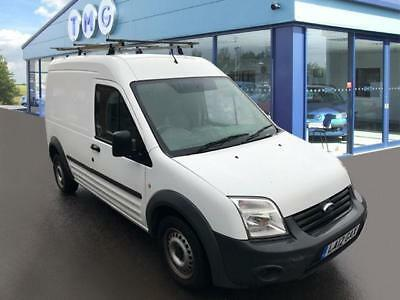 2012 FORD TRANSIT CONNECT High Roof Van TDCi 90ps