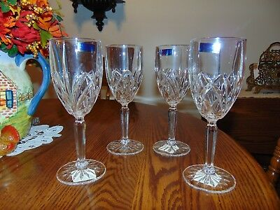 "Waterford Marquis ""Brookside"" Wine Glass 7 & 7/8"" tall"