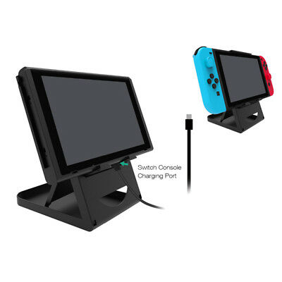For Nintendo Switch Holder Bracket Stand Dock Cradle Game Console Accessories