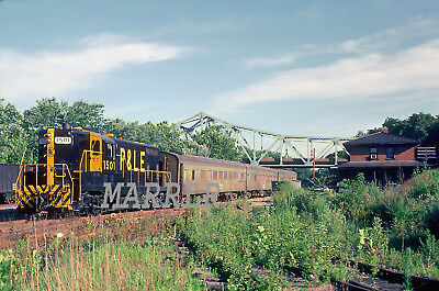 RR Print-Pittsburgh & Lake Erie P&LE 1501 on 6/6/1985