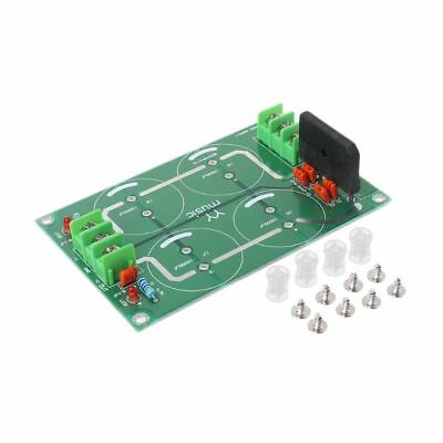 Dual Power Rectifier Filter Power Supply Board For TDA8920 LM3886 Amplifier