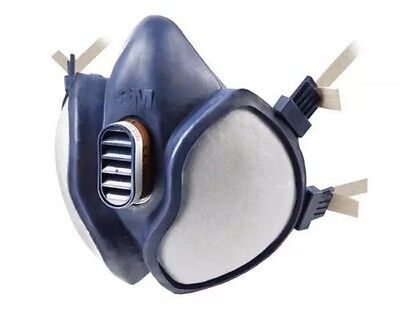 3M 4251 Spray Paint Dust Mask Vapour  Particulate Respirator Black Friday Deal !