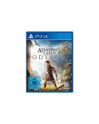 Assassin´s Creed Odyssey PS4 PS4 Neu & OVP