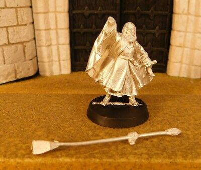 GANDALF THE WHITE - Lord Of The Rings Metal Figure(s)