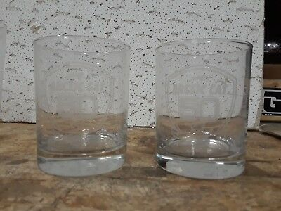 Arctic Cat Set Of 50Th Anniversary Glasses