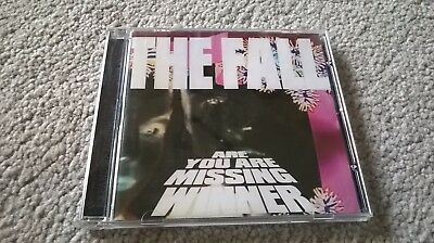 The Fall – Are You Are Missing Winner. Expanded Edition. Mark E. Smith 16 traks