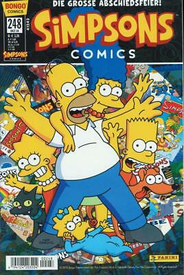 Simpsons Comics 248, Panini