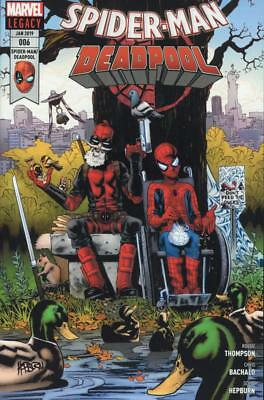 Spider-Man/Deadpool 6, Panini